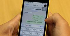 Nova fonte, negrito e itálico; conheça as formas de escrever no WhatsApp