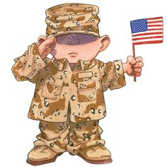 memorial day clip art borders