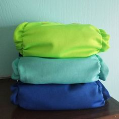 This coloured gradient 💚💙🖤 * * Blue And Green, Go Green, Cloth Diapers, Baby Boy, Instagram, Boy Newborn, Baby Boys, Diapers, Boys