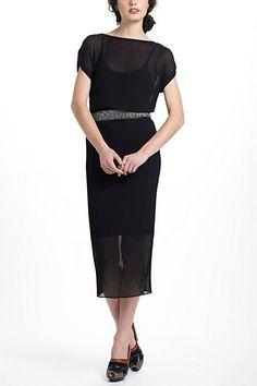 Bordeaux for Anthropologie  Accordion Midi Dress. Size L. EUC. Worn one time. $50 shipped.