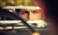 How come we never look so good when we're staring in the rearview mirror?