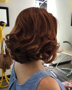 Aqui temos mais um tom de ruivo lindo. | 17 imagens de cabelos ruivos que vão te dar vontade de correr para o salão