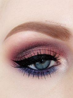 Nicola Kate Makeup - Alluring autumnal