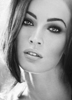 Megan Fox makeup