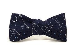 A charming bowtie that'll add a touch of whimsy to any formal getup.