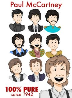 Winners Announced: 'Pure McCartney' – Fan Art Competition – Rock Music Beatles Funny, Beatles Art, The Beatles, Paul Mccartney Beatles, Great Bands, Cool Bands, Art Competitions, The Fab Four, Ringo Starr