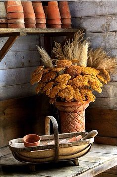 It's the little things.....Need to find to make a few bouquets like this for the front door.