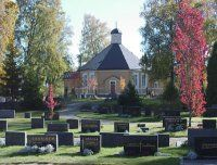 Juupajoen kirkko Finland, Gazebo, Outdoor Structures, Cabin, House Styles, Home Decor, Kiosk, Decoration Home, Room Decor