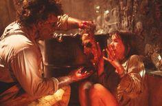 The Texas Chainsaw Massacre 2 # Leatherface # Tobe Hooper