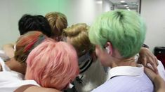 i miss ot7 :( shared by hyucklovebot on We Heart It