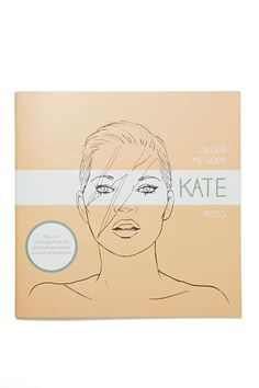 Colour Me Good Kate Moss Book