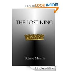Cover image of my book: The Lost King :)