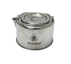1.2L Stainless Steel Kettle with Filter