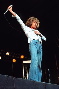 "Roger Daltrey ""The Who"""