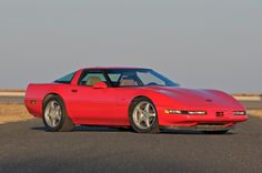 1995 Corvette ZR1 368 CID LT5 Twin Turbo 850 RWHP | Lingenfelter Performance Engineering