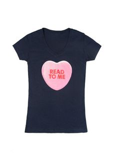 Read to Me tee