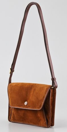 Marc by Marc Jacobs Suede Bag