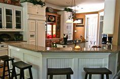 Southern charm kitchen