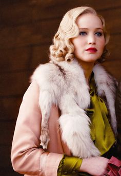 Jennifer Lawrence as Serena Pemberton