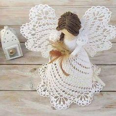 46 Besten Anleitung Engel Bilder Auf Pinterest Tutorials Crochet