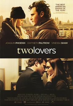 """""""Two Lovers"""" starring Joaquin Phoenix. Alright movie."""