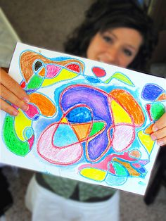 modern art for kids    ...BTW, check this out!!!! :   http://artcaffeine.imobileappsys.com