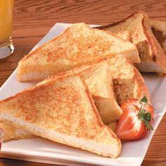 Very Vanilla French Toast Recipe  http://www.stockpilingmoms.com/2011/11/very-vanilla-french-toast-recipe/