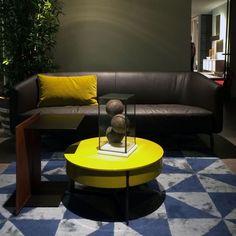 Milão 2016: formas orgânicas e móveis para o jardim
