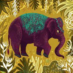 """Elephant"" by Karl James Mountford | Redbubble"
