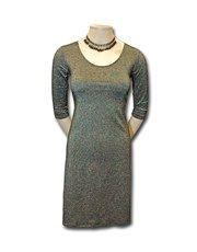 Dress silver look - KARTO