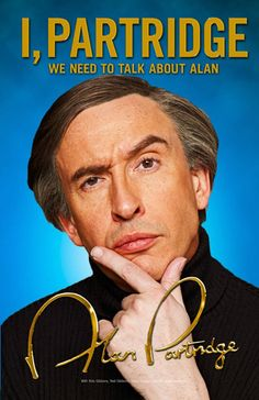"If you love Alan Partridge you'll love his ""autobiography"". It's barking mad and full of those hilarious comments that make Alan Alan."
