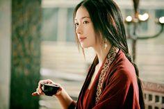 Lin Chiling as Xiao Qiao in Red Cliff (2008) #hanfu
