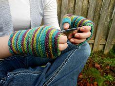 Ravelry: Crochet Text Me Gloves - Short, Medium & Long pattern by Darla Allen
