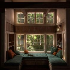 40 cozy nook and alcove beds to curl up and unwind in bed nook, cozy no Alcove Bed, Bed Nook, Cozy Nook, Cozy Corner, Cozy Bed, Corner Couch, Cozy Place, Home And Deco, My Dream Home