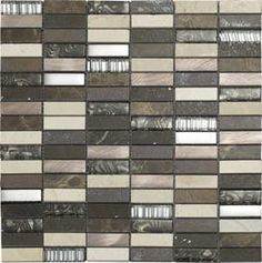 Mosaic tile sheets for kitchens and bathrooms at Direct Tile Warehouse. Great choice of cheap mosaic tiles to designer black mosaic tiles