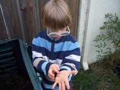 """Montessori Backyard Nature Discoveries"" from the Montessori on a Budget blog!"