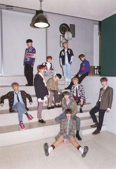 K Pop, 3 In One, One Pic, Ha Sungwoon, Produce 101 Season 2, Lee Daehwi, Kim Jaehwan, Golden Child, Lai Guanlin