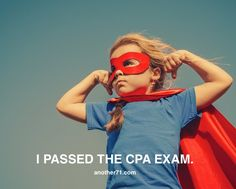 Congrats to all of the NINJAs who passed their latest CPA Exam section! #cpaexam