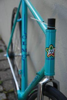 Olmo-Sintex-Rennradrahmen-Rennrad-Columbus-SLX-keine-Campagnolo-Ausfallenden