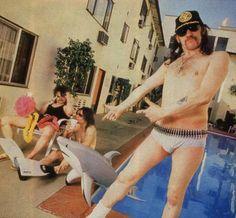Lemmy - poolside