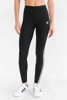 adidas Originals 3 Stripes Legging Adidas Femmes 8510709598c