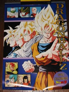 Calendario Dragon Ball [1993-C]