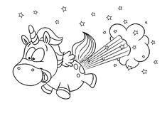 7 best ausmalbilder einhorn images   unicorn coloring