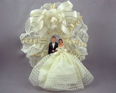 Wedding Cake Toppers on Pinterest | Vintage Wedding Cake Toppers ...