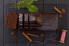 Bardzo prosty piernik świąteczny z czekoladą - Lawendowy Dom Xmas, Christmas, Dessert Recipes, Baking, Sweet, Inspiration, Fit, Honey, Passion