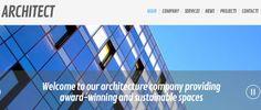 Excellent Responsive Wordpress Architecture Themes - Platina Studio Blog