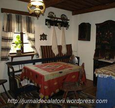 romanian traditional room