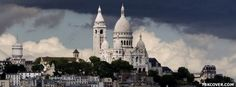 Download Paris Sacre Coeur Facebook Cover for Free