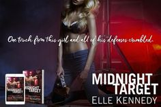 From the New York Times bestselling author of The Score and Midnight Revenge . Elle Kennedy, Bestselling Author, Target, Books, Revenge, Authors, Illustrations, Chocolate, Friends