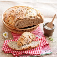 Haferbrot Snacks, Bread, Hot, Play Dough, Oven, Easy Meals, Chef Recipes, Appetizers, Brot